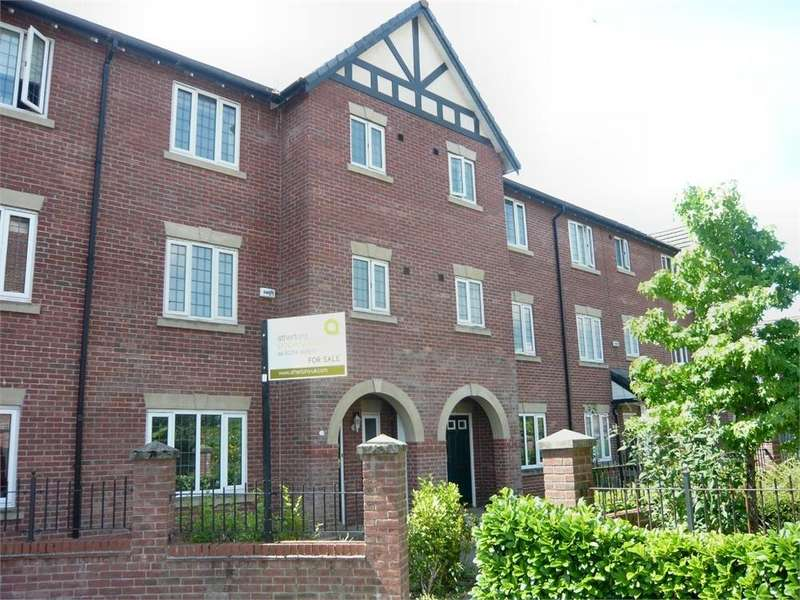 4 Bedrooms Town House for sale in Lynwood Close, Calderstones Park, Whalley