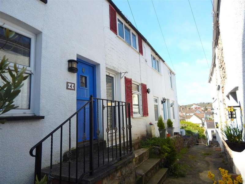 2 Bedrooms Terraced House for sale in Rockhill, Mumbles