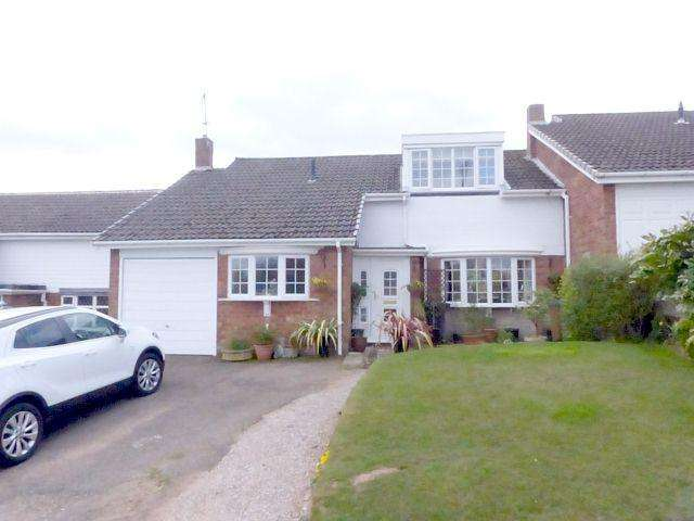 3 Bedrooms Detached Bungalow for sale in Morlings Drive,Burntwood,Staffordshire