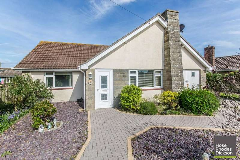 2 Bedrooms Detached Bungalow for sale in Walls Road, Bembridge