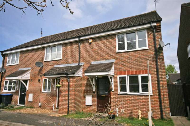 3 Bedrooms End Of Terrace House for sale in Salmon Close, Welwyn Garden City, Hertfordshire