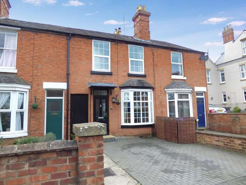 3 Bedrooms Terraced House for sale in Shipston Road, Stratford-Upon-Avon