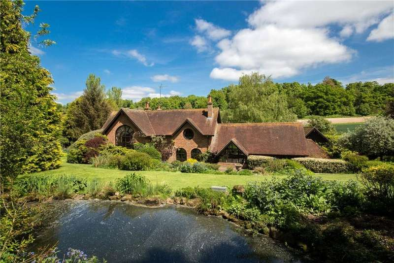6 Bedrooms Detached House for sale in Radley, Hungerford, Berkshire, RG17
