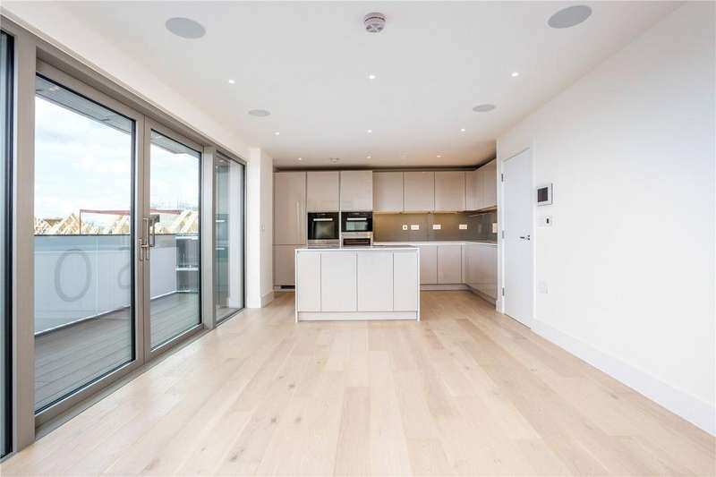 3 Bedrooms Flat for sale in Apartment 16, Kidderpore Green, Kidderpore Avenue, London, NW3