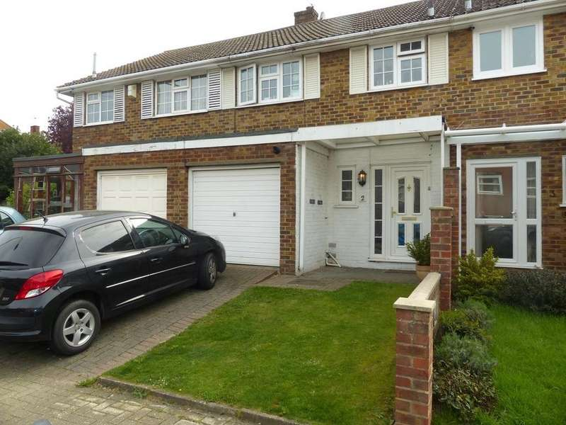 3 Bedrooms Terraced House for sale in Lansdowne Road, Bromley, BR1