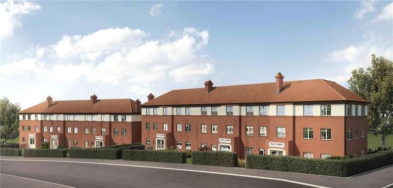 1 Bedroom Flat for sale in Hale Court, Hale Lane, Edgware, HA8