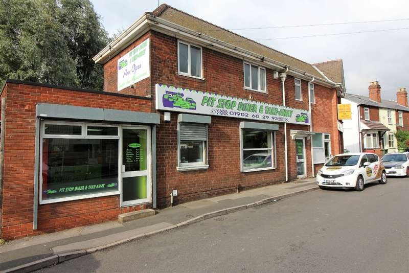 2 Bedrooms Commercial Property for sale in Charles Street, Willenhall