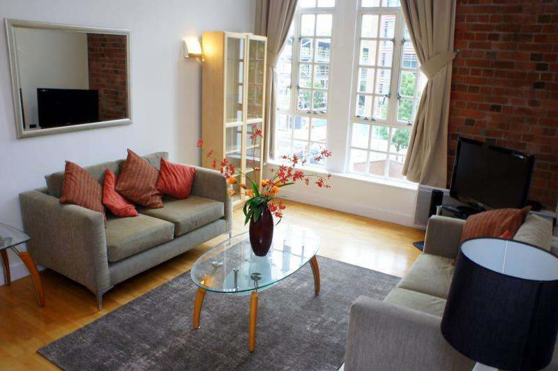 2 Bedrooms Apartment Flat for rent in The Tower, Bath Street, City Centre, Bristol, BS1 6LB