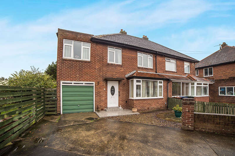 4 Bedrooms Semi Detached House for sale in Tudor Wynd, Newcastle Upon Tyne, NE6