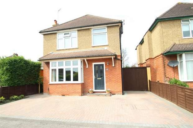 4 Bedrooms Detached House for sale in Grantley Gardens, GUILDFORD, Surrey