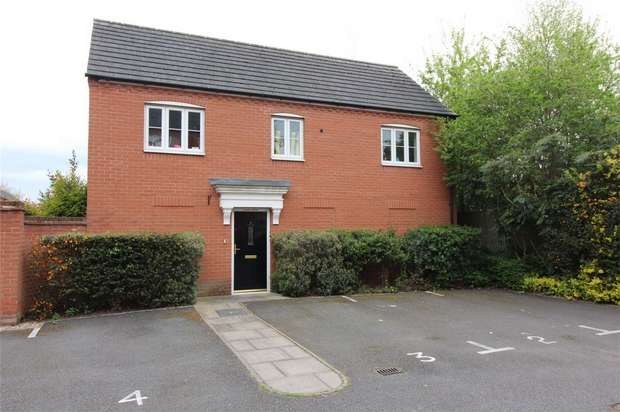 2 Bedrooms Flat for sale in Cole Court, COVENTRY