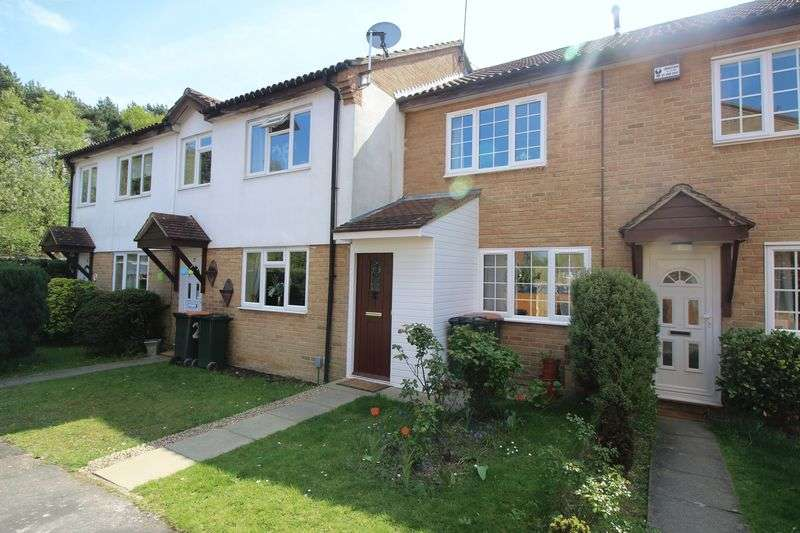 2 Bedrooms Terraced House for sale in Binney Court, Crawley
