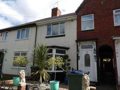 3 Bedrooms Terraced House for sale in Alexander Road, Smethwick, West Midlands