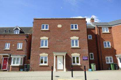 2 Bedrooms Flat for sale in Typhoon Way, Brockworth, Gloucester, Gloucestershire