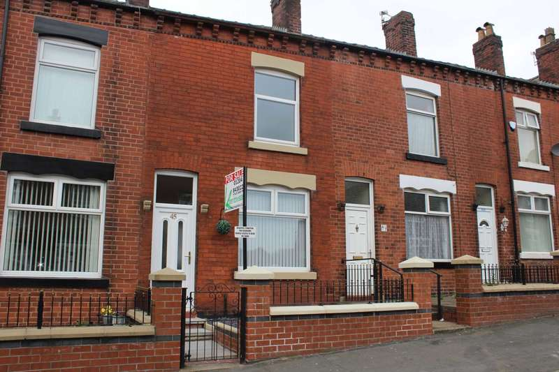 2 Bedrooms Terraced House for sale in Beverley Road, Heaton