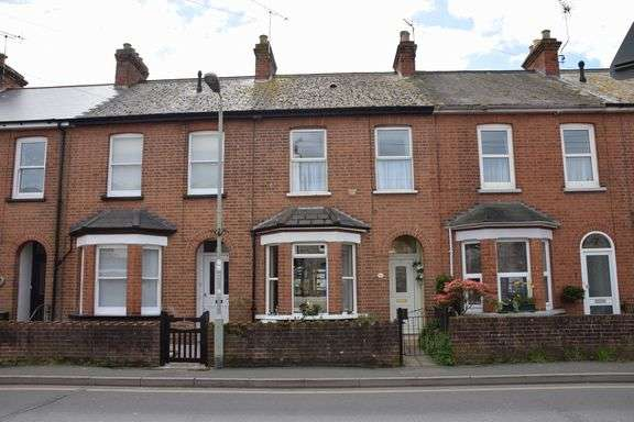 3 Bedrooms Terraced House for sale in All Saints Road, Sidmouth