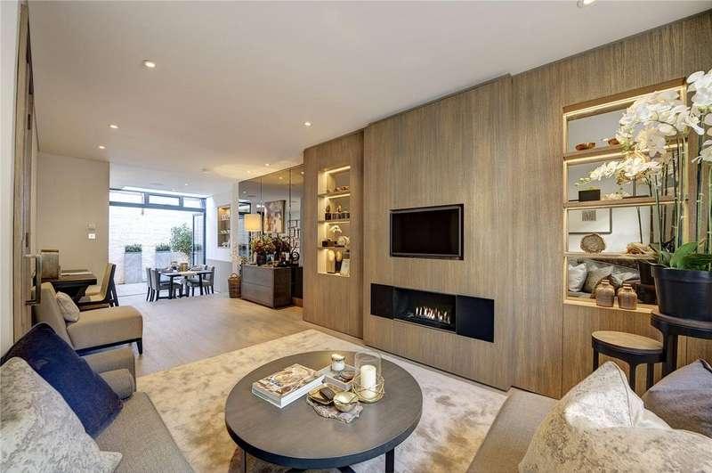 3 Bedrooms Terraced House for sale in Radnor Walk, Chelsea, London, SW3