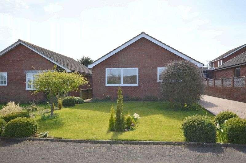 3 Bedrooms Detached Bungalow for sale in 11 Thornton Gate, Tweedmouth, Berwick-Upon-Tweed