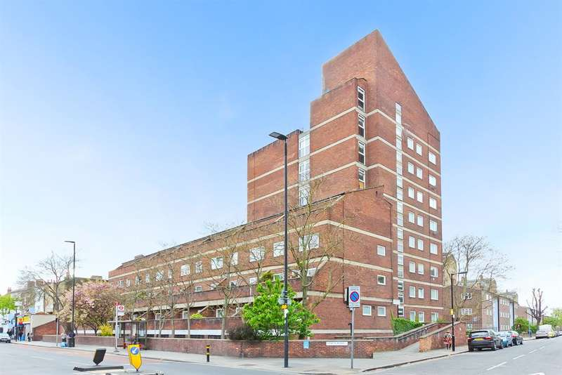 2 Bedrooms Flat for sale in Mirlees Court, Coldharbour Lane, SE5
