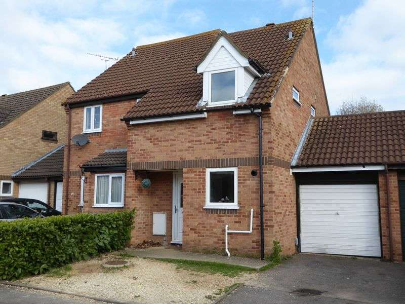 2 Bedrooms Semi Detached House for sale in Overstrand Close, Bicester
