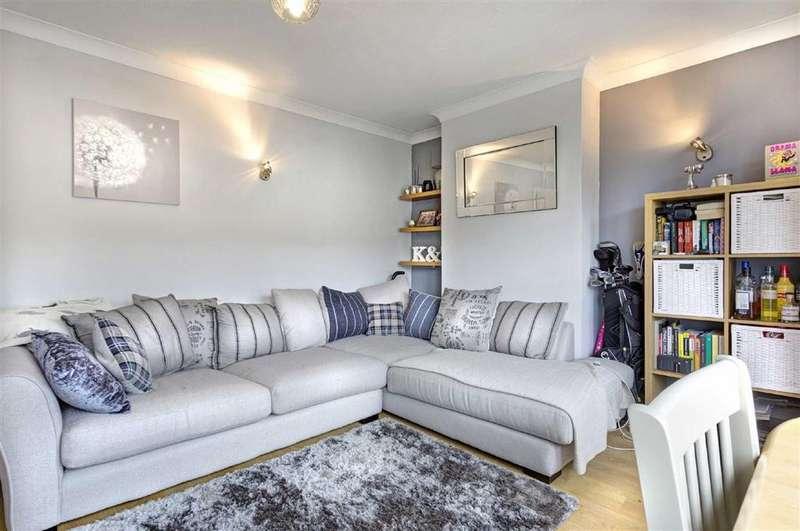 1 Bedroom Flat for sale in Trafalgar Road, Portslade