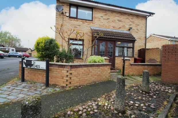 3 Bedrooms Semi Detached House for sale in The Birches, Liverpool, Merseyside, L28 7RQ