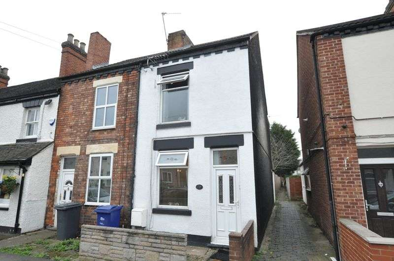 2 Bedrooms House for sale in Branston Road, Burton-On-Trent