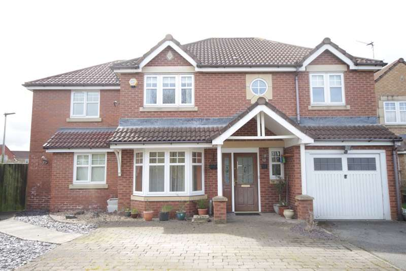 7 Bedrooms Detached House for sale in Morley Croft, Leyland, Lancashire, PR26