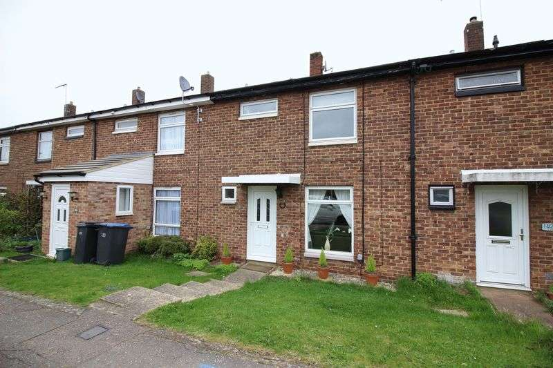 3 Bedrooms Terraced House for sale in Hollyfield, Harlow, CM19