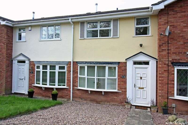 3 Bedrooms Terraced House for sale in KINGSWINFORD, Flanders Drive