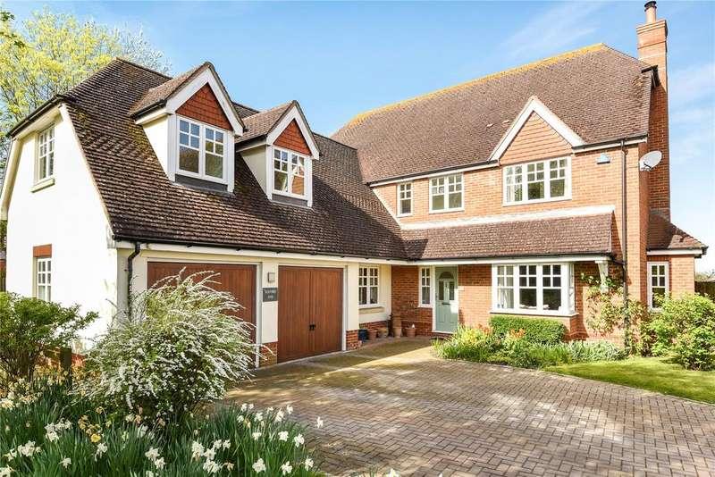 5 Bedrooms Detached House for sale in Shabbington, Aylesbury, Buckinghamshire