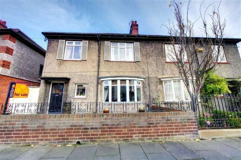 4 Bedrooms Semi Detached House for sale in Grange Villas, Wallsend, Tyne And Wear, NE28