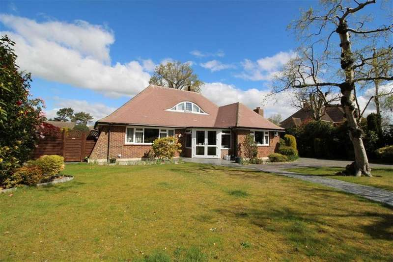 3 Bedrooms Detached Bungalow for sale in Pinewoods, Bexhill On Sea