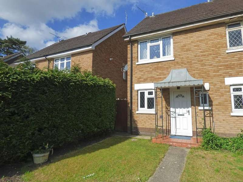 2 Bedrooms End Of Terrace House for sale in Creekmoor, Poole