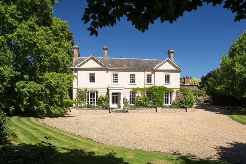 8 Bedrooms Detached House for sale in Rectory Lane, Medbourne, Market Harborough, Leicestershire