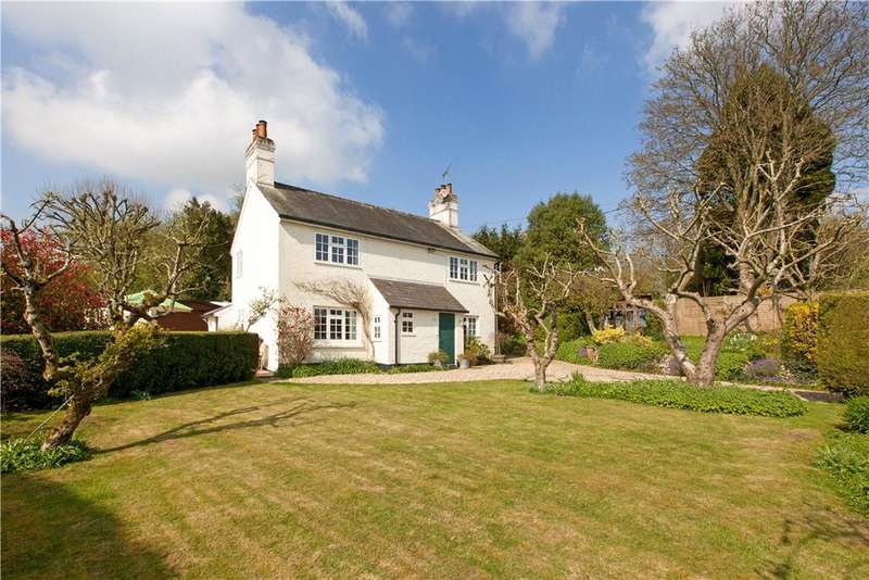 4 Bedrooms Detached House for sale in Vernham Street, Vernham Dean, Andover, Hampshire, SP11