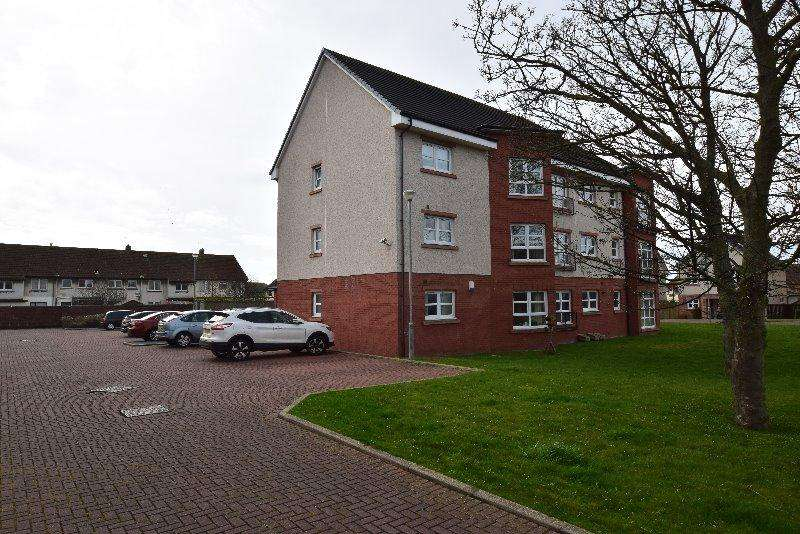2 Bedrooms Flat for sale in Elms Way, Ayr, South Ayrshire, KA8 9FB