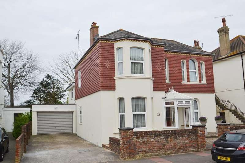 6 Bedrooms Detached House for sale in Madeira Avenue, Worthing, BN11 2AX