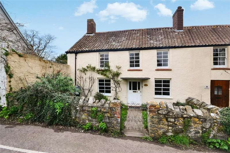 3 Bedrooms House for sale in Priory Cottages, Church Street, Stogursey, Bridgwater, TA5