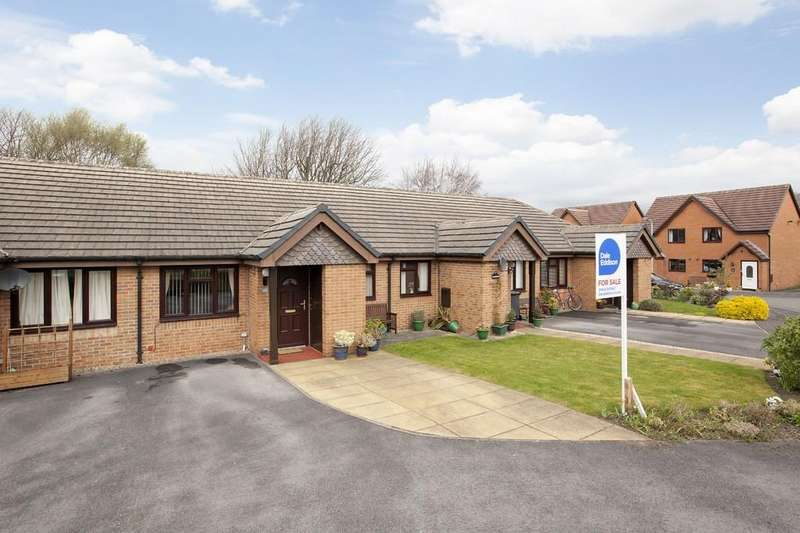 2 Bedrooms Terraced Bungalow for sale in St Marys Close, Ilkley