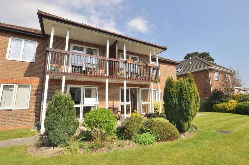 1 Bedroom Flat for sale in Flat 24 St Marys Mews, 1 Fernlea Avenue, Ferndown, BH22 8HF