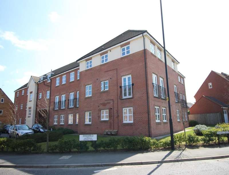2 Bedrooms Flat for sale in Dukesfield, Shiremoor, Newcastle Upon Tyne, NE27