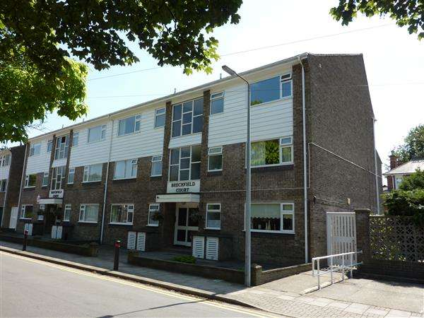 3 Bedrooms Apartment Flat for sale in BEECHFIELD COURT, COLLEGE STREET, GRIMSBY