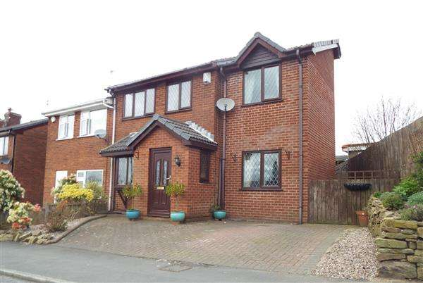 3 Bedrooms Semi Detached House for sale in Rawlinson Lane, Heath Charnock