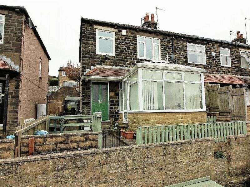 3 Bedrooms Terraced House for sale in Claremount Road, Claremount, Halifax