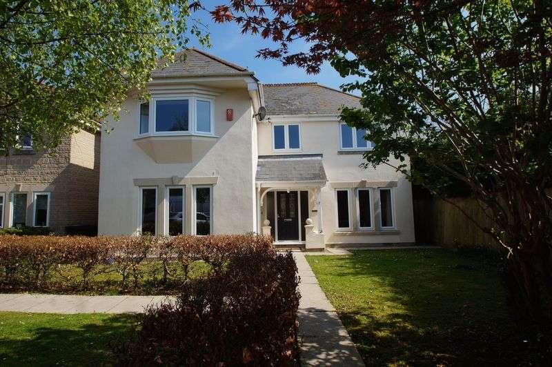 4 Bedrooms Detached House for sale in Blackthorn Close, Biddisham