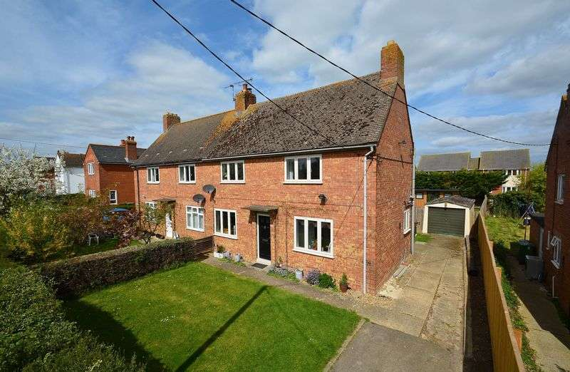 3 Bedrooms Semi Detached House for sale in Thame Road, Towsersey