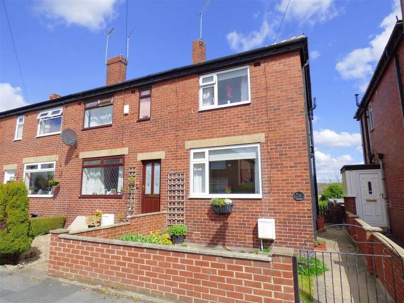 2 Bedrooms End Of Terrace House for sale in Strawberry Avenue, Liversedge