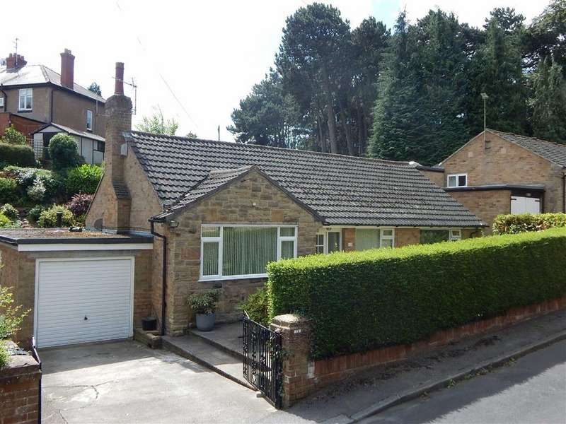 3 Bedrooms Detached Bungalow for sale in Spring Bank Road, Ripon