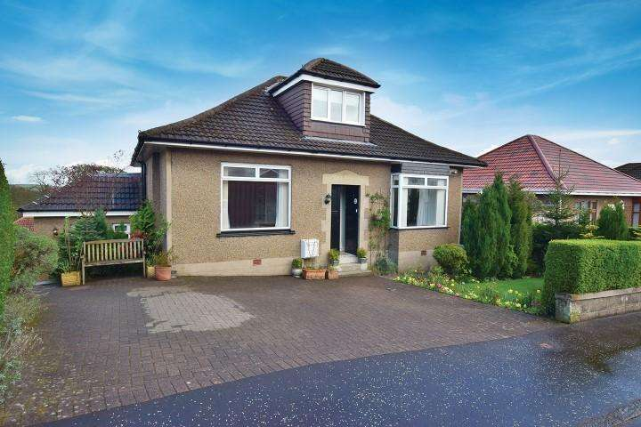 4 Bedrooms Detached House for sale in 56 Douglas Park Crescent, Bearsden, G61 3DN